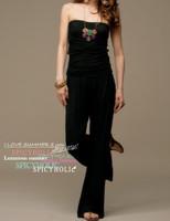 Summer one piece trousers fashion jumpsuit pants female 118051 jumpsuit
