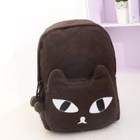 Men's Women backpack Character mochila kippling feminina Suede travel bag school bags for teenagers masculina mochilas laptop