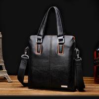 New Arrived Brand men's messenger bag handbag,fashion business bag,handsome shoulder bag,Litchi grain briefcase Free Shipping
