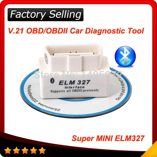 Диагностические инструменты для авто и мото VOCOCAL ELM327 Bluetooth OBD2 v2.1 Smart mercedes 30