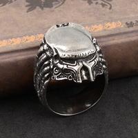 Top Quality Wholesale 10pcs Gothic Punk Pewter Jewelry Aliens Predator Metal Ring anel Women Men Vintage Retro Jewelry