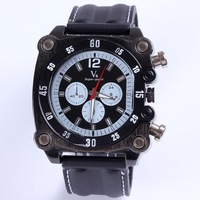 Relogios Femininos High Quality Big Size Rubber Watch Brand For Men Quartz Square Military Sports Wristwatches Free Shipping