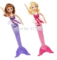 Free shipping Moxie gril mousse magic mermaid girl electric swim toys