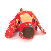 Cloth Lie prone on the Dog Plush Doll Toys Free shipping