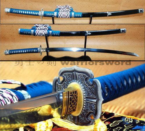 Katana blade styles