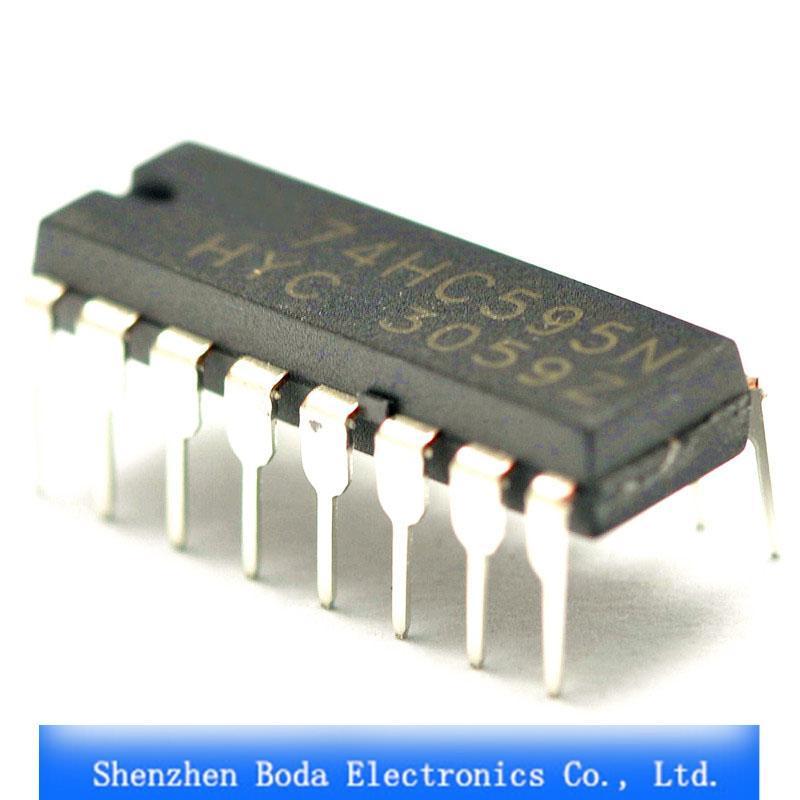 серийный/параллельного ввода/вывода вывода dip-16 8-битные регистры