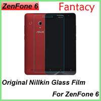 Original NILLKIN Amazing H Nanometer Anti-Explosion Tempered Glass Screen Protector Film  ZenFone 6 For Asus ZenFone 6