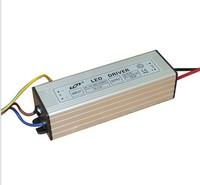 1pcs, Wholesale Price, 50W led Flood Light Power Supply, 50W floodlight High Power LED Driver, AC 85-265V Input, Waterproof IP66