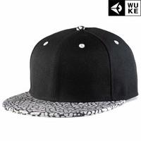 Fashion Hip-hop hat, baseball cap / tide flat brimmed hat men and women skateboard / Korean version of the hat.