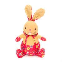 Cloth Buck teeth Rabbits Plush Doll Toys Free shipping