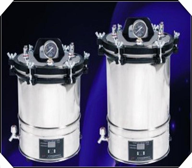 autoclave sterilizer automatic intelligent high-pressure sterilizing pot microcomputer control new production(China (Mainland))