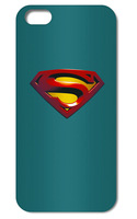 1pc New Superman Hard Back Cover Case for Iphone 5 5s Free Shipping 005