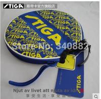 ORIGINAL stiga racket case table tennis racket bag pingpong round bag circular bag table tennis stiga case ping pong case