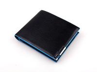 Wholesale Fashion Men's Wallet High Quality Brand Men Leather Wallets Business Men Leather Wallets Famous Brand Me Wallets/Purse