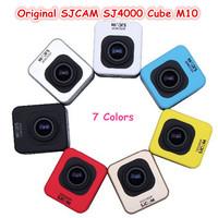 New arrived Original SJCAM SJ4000 Cube M10 1080P Full HD Extreme Sport DV Action Camera Diving 30M Waterproof + Free shipping