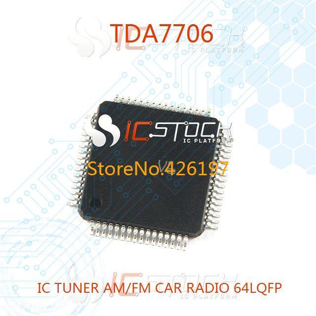 Tda7706 IC тюнер AM / FM