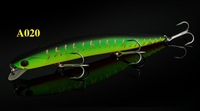 minnow lure,fly tying,1pcs,Free shipping