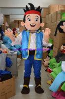Hot sale 2014 Cartoon Character Adult cute boy Mascot Costume Fancy Dress Halloween party costume
