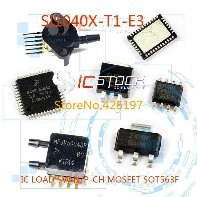 Si1040x-t1-e3 IC нагрузки SW N