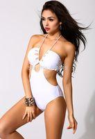 2015 new European and American trade of the original single-piece bikini 8050 sexy free shipping