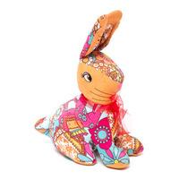 Cloth Chinese festival moon Rabbit Plush Doll Toys Free shipping