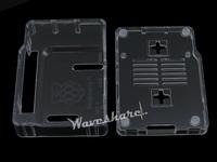 CN Version Raspberry Pi Model B+ Case G New Shell Transparent Clear Acrylic Box Cover for Raspberry pi B Plus Starter Kit