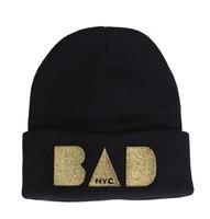 BAD BUNCH NYC beanie hats brand new  men & women's  fashion snapbacks  hats in black red grey hot sale !
