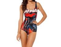 New 2014 Spring Black Milk Brand Sexy One Piece Swimsuit Star Wars Artoo Women Swimwear Print Bathing Suit High Waist Swimsuit