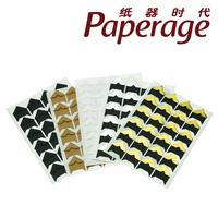 DIY handmade creative upscale decorative accessories essential album photo corner stickers affixed corner confetti 24 056