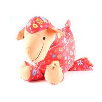 Cloth Cartoon pillow Sheep Plush Doll Toys Free shipping