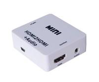 mini HDMI T OHDMI +AUDIO VIDEO converter
