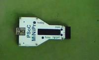 Free shipping new PSOC CY8C MINIPRO plug park lars programmer simulator development board capacitive touch