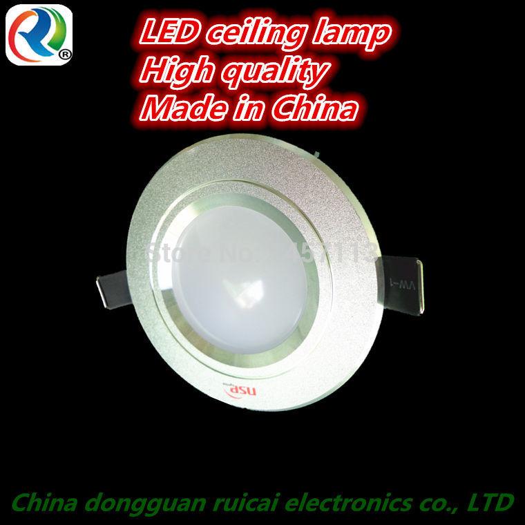 COB chip 3 w LED downlight Recessed LED between light Spot light Lamp White/warm White LED Lamp(China (Mainland))