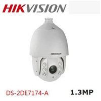 Hikvision 1.3MP 20x network HD infrared intelligent ball spot DS-2DE7174-A multi language switching