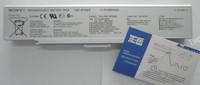New Original battery for SONY VAIO VGP-BPS9/S VGP BPS9 11.1v 4800mAh Silver 175673232