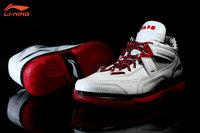 Li-Ning WoW I Way of Wade 1 Encore Overtown Dwyane Wade Signature Basketball Shoes - White/Red