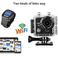Sport Camera Waterproof Camcorder Driving Recorder For Bike/Diving/Surfing/Ski/Skydiving Full HD 1080P+ Waterproof Phone Case