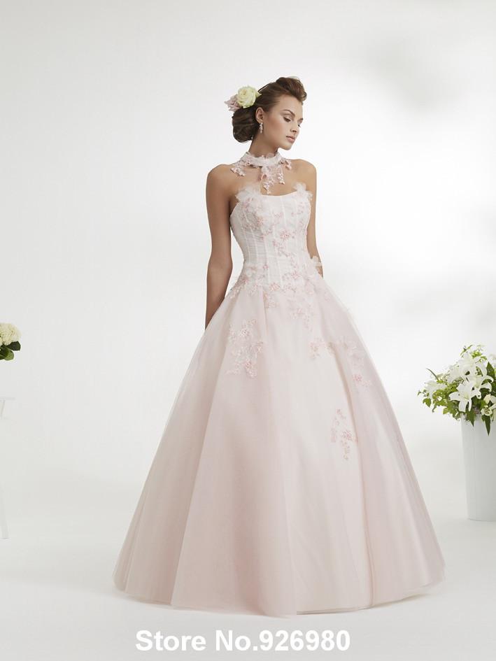 2015 Strapless Wedding Dresses Appliqued vestido de novia Bridal Gown Dress Foor Length WD348(China (Mainland))