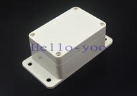 10pcs/lot plastic box DIY waterproof Project Case junction Boxes 100 X 68 X 50mm enclosure Free Shipping