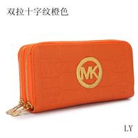 High Grade Brand Long Zipper Wallets for Women Fashion Wallet Designer Michaells A Korss Wallet Purse