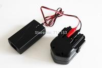 NiMH NiCD smart Charger for  MILWAUKEE 14.4V  48-11-1024  48-11-1014  48-11-1000 power tool battery