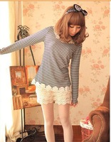 The woman in the European and American fashion sexy summer leisure female waist shorts