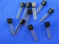100% NEW ORIGINAL   1000pcs DIP Transistor S9014, TO-92 NEW