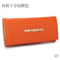 Multi style shipping wallets bag Cheap new Michaells wallet hand bags money clip thermal purse clutch double zipper korss wallet