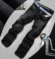 New Style Men Jeans Man Jean Brand Fashion Jeans Men Denim Jeans Pants Dark Color