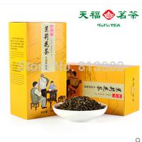 200g 100% organic high quality Chinese jasmine flower tea Newest green tea