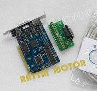 3 axis PCI motion ncstudio control card set for cnc router