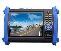 "7"" Touch IP Camera CCTV Tester Monitor 1080P HDMI POE SD card slot"