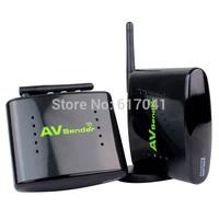 2.4GHZ wireless AV transmitter receiver 250 meters sender audio video