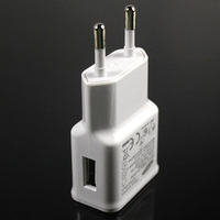 New 2A EU Plug USB Wall Charger Adapter For Samsung Galaxy S4 S3 Note 3 2 HTC Mobile Phone Charger#L0192559